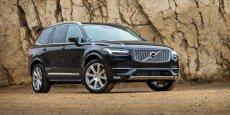 Volvo XC90, un SUV aux prestations Premium irréprochables mais très cher.