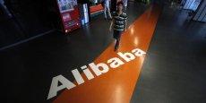 Alibaba ne réalisait que 6% de son chiffre d'affaires à l'international au dernier trimestre 2015.