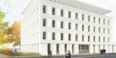 Projet du Groupe Carle à la Cartoucherie à Toulouse