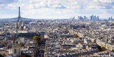 Paris s'est fixé pour objectif de diminuer de 25% sa consommation énergétique sur la période 2004-2020.