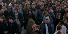 La courbe du nombre de demandeurs d'emploi fait du yoyo