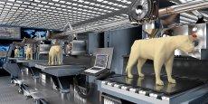 """L'impression 3D n'est pas seulement une évolution technologique mais bel et bien """"une révolution industrielle"""", selon Philippe Heinrich, dirigeant de Préférence 3D."""