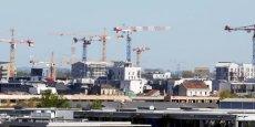 Le contexte est très favorable pour la construction de logement en France.