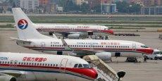 La compagnie aérienne China Eastern Airlines a signé un contrat pour acheter 20 exemplaires de l'A350 XWB, le nouveau long-courrier d'Airbus.