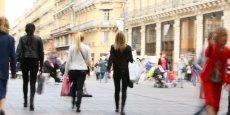 Les commerces de centre-ville résistent bien à Toulouse