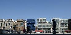 Parmi les quartiers à l'architecture emblématique Lyon, figure celui de La Confluence.