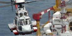 Onze personnes ont péri en Norvège dans un crash d'un H225 d'Airbus helicopters opéré par CHC (H225 sur la photo)