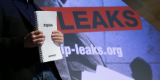 Les documents révélés hier par Greenpeace révèlent l'état d'avancement des négociations entre UE et Etats-Unis.