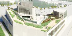 Installé dans le quartier des Bassins à flot à Bordeaux, le Musée de la mer et de la marine ouvrira ses portes en 2018.