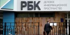 Contrôlé par l'homme d'affaires Mikhail Prokhorov, RBC est souvent présenté comme le dernier groupe de médias indépendant en Russie.