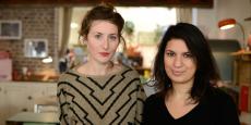 Pauline Guyau et Julia Jais, les deux co-fondatrices de La Bobette, entameront leur première levée de fonds le 23 mai. Objectif: récolter 6.000 euros en un mois.