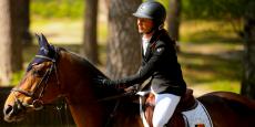 Parmi ses pépites, le réseau Hippolia recense HorseCom, une jeune entreprise de dix personnes, incubée et créée en Normandie, qui commercialise le premier casque audio pour le cheval et son cavalier.