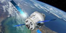 """""""La destination ultime d'Orion, c'est Mars"""", confirme Philippe Deloo, le chef de projet du module de service européen (ESM) à l'Agence spatiale européenne"""