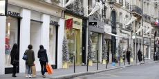 L'ouverture des boutiques de luxe le dimanche concerne surtout la clientèle internationale.