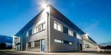 Triodis, nouvelle usine de KSB AMRI qui a nécessité 12 M€ d'investissement, aura une extension, dès 2017, avec une usine baptisée Danaïs moyennant un investissement de 15 M€.