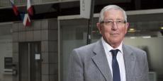Pierre Vion est depuis 2012 à la tête du collège employeur du conseil des prud'hommes de Lyon.