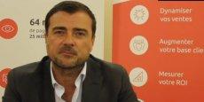 Laurent Radix, président de ParuVendu.fr, espère placer le site de petites annonces en tant que véritable concurrent du Boncoin, tant sur le marché de l'immobilier, des voitures que des bonnes affaires.