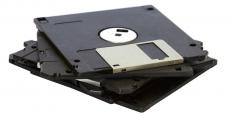La disquette a été lancée par IBM en 1967.