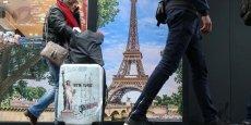 L'industrie française du tourisme pourrait être impactée dès cet été.