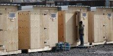 """Ce camp, qui """"s'inspirera de ce qui a été fait à Grande-Synthe"""", dans le Nord, respectera les """"conditions réglementaires"""" et """"celles des camps de réfugiés et de migrants édictées par l'ONU et le HCR"""" (Haut Commissariat de l'ONU pour les réfugiés), a assuré la maire de Paris."""