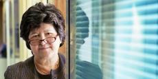 Catherine Barbaroux, présidente de l'Adie.