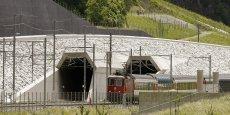Le tunnel va être emprunté chaque jour par plus de 200 trains de marchandises