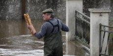 La région de Paris-Val de Loire, épicentre des précipitations qui ont causé des récoltes catastrophiques, représente à elle seule 150 millions d'euros de sinistre climatique agricole, pour 33 millions d'euros de cotisations.