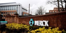 Merck va verser dans un premier temps 500 millions de dollars en cash.
