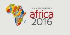 Le logo des Rencontres Africa 2016