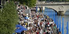 Votée en Conseil de Paris en décembre 2015, la mesure entrera en vigueur fin août après l'édition Paris Plages.
