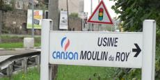 Les deux sites de production de Canson sont implantés à Annonay et Saint-Marcel-lès-Annonay (Ardèche).