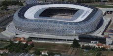 Stade Allianz Riviera à Nice