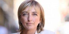 Alexandra François-Cuxac, présidente de la Fédération des promoteurs immobiliers