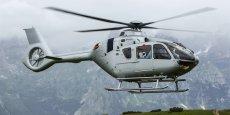 Les premières livraisons du H135 à la Chine sont attendues pour la fin 2018,