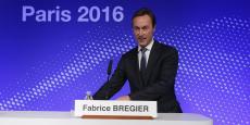 """Pour Fabrice Brégier, Pdg d'Airbus, il faut utiliser """"des nouvelles technologies, notamment numériques, dans le développement des programmes et de la production. C'est un axe majeur sur lequel insiste à juste titre Tom Enders, le président d'Airbus Group, depuis plus d'un an""""."""