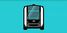 Olli est un minibus autonome pouvant transporter jusqu'à 12 personnes.