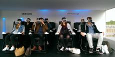 Certaines attractions tirent leur épingle du jeu, notamment le Grand 7, version réalité virtuelle d'une montagne russe.