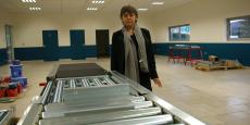 Chantal Ledoux vise les 6 millions d'euros de chiffre d'affaires sur 2016.
