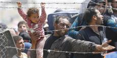 Selon l'étude, en 2015, près de 51 % des réfugiés étaient des enfants.