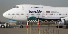 L'Organisation de l'aviation civile iranienne évalue à 400 ou 500 les besoins en avions commerciaux d'ici dix ans.