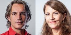 Médecins du Monde a lancé en juin une pétition adressée à la ministre de la Santé, et une campagne d'affichage radicale pour dénoncer les prix des nouveaux médicaments. (Photo : Olivier Maguet et Françoise Sivignon)