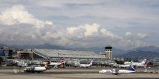 On oublie trop souvent que ce sont les compagnies aériennes qui décident sur quels aéroports opérer, pas l'inverse (En photo : l'aéroport de Nice).