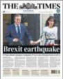 Au Royaume-Uni, une partie de la presse pleure et s'interroge, tandis que l'autre se réjouit.