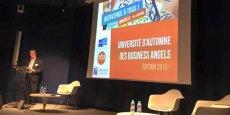 La précédente université d'automne de France Angels s'est déroulée en octobre 2015 à Marseille