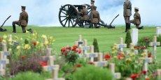 """Les commémorations de la bataille de la Somme ont débuté. Un hommage aux """"volontaires catalans"""" est prévu le 4 juillet."""