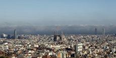 Près de 10.000 appartements sont officiellement inscrits comme meublés touristiques à Barcelone.