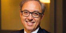 Bernard Spitz, président de la nouvelle Fédération française de l'assurance (FFA)