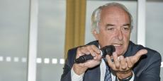 Pierre Goguet, candidat à sa succession