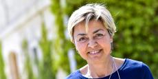 Cécile Magrez-Daquin, directrice générale de la Grande Maison et de la branche œnotourisme du groupe Bernard Magrez