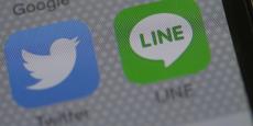 Line avait lancé l'application de messagerie NHN à la suite du tsunami et du séisme de Fukushima au mois de mars 2011. L'application a été rebaptisée Line en 2013.